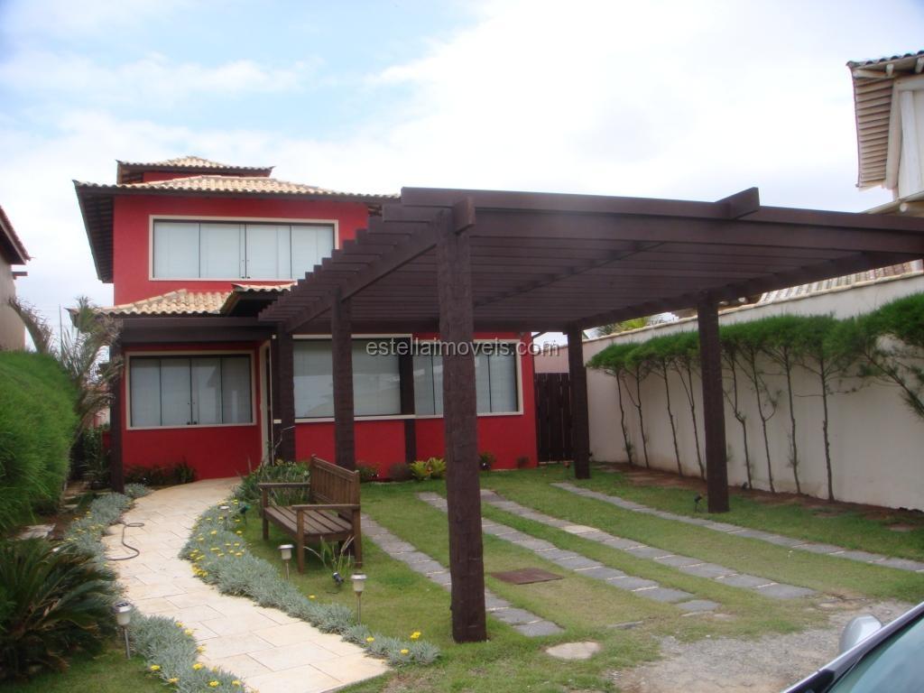 Venda – Casa 4 Suítes Baio Formosa/Búzios V04