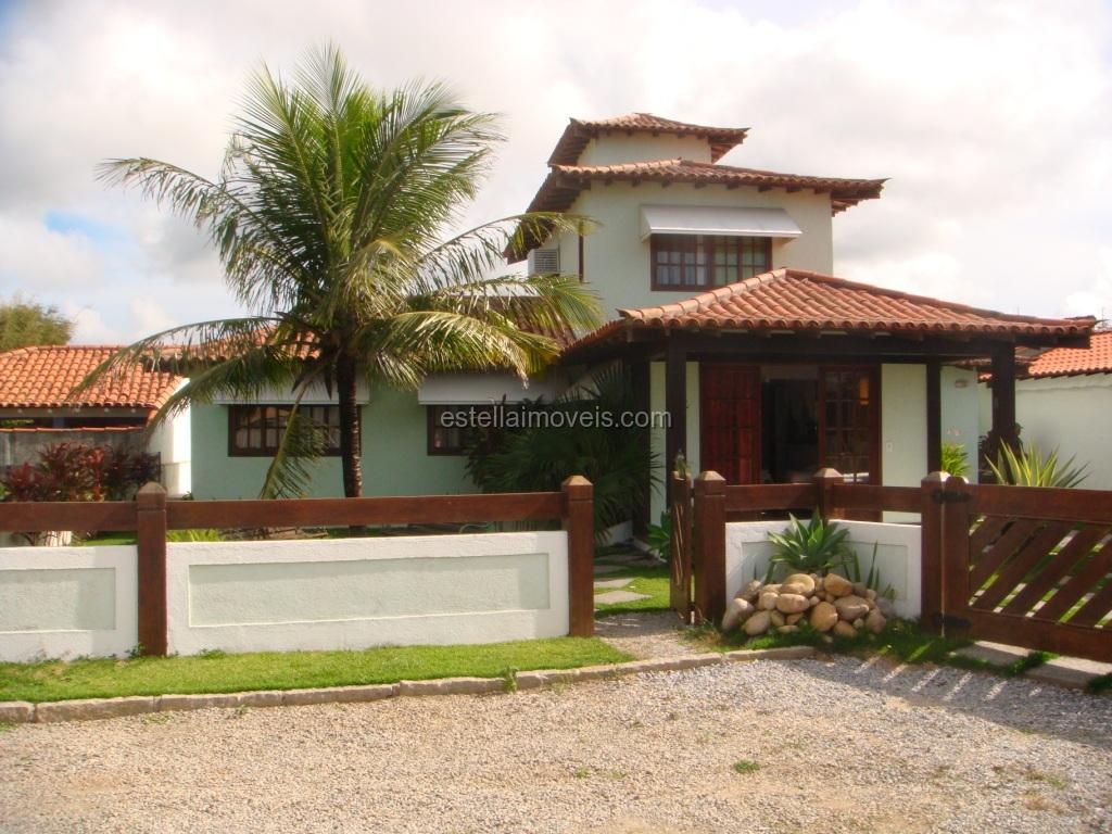 Venda – Casa 4 Quartos Baia Formosa/Búzios V01