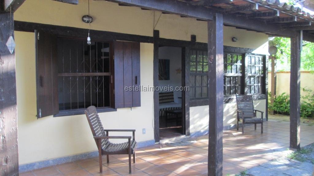 Venda – Casa 3 Quartos Geribá/Búzios V21
