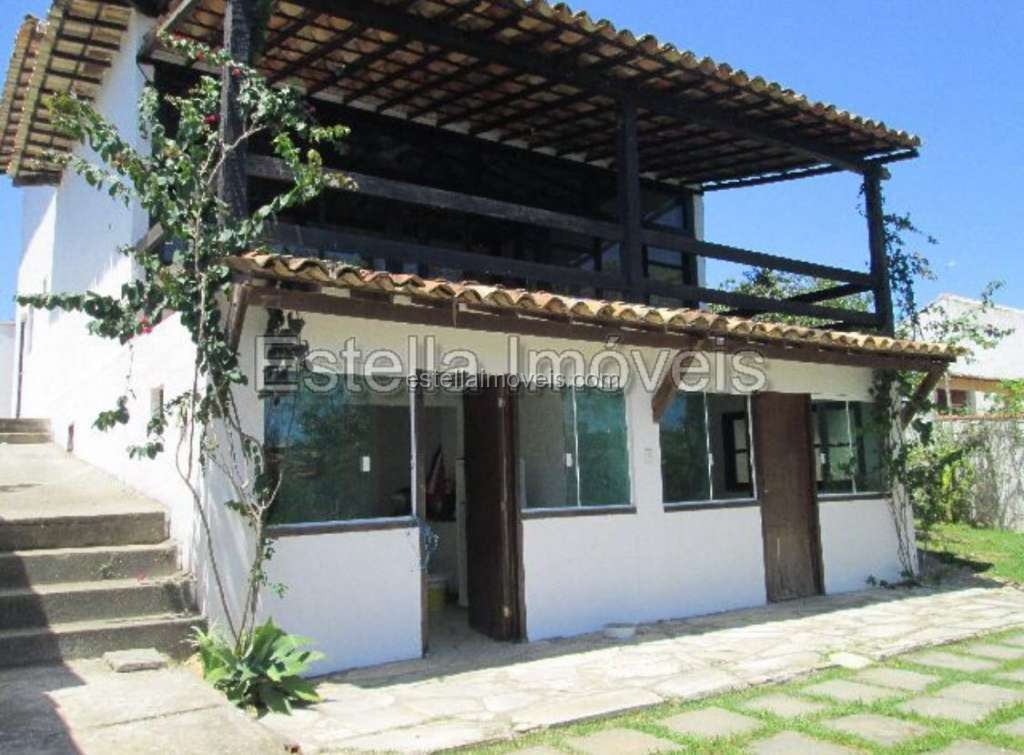 Aluguel Fixo – Casa 3 Quartos Geribá / Búzios