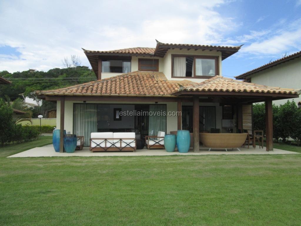 Temporada – Casa 4 Suítes Centro/Búzios AT98