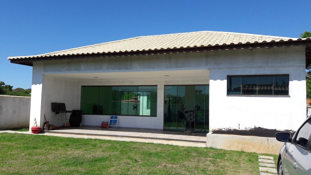 Venda – Casa 3 Quartos – Búzios / V10