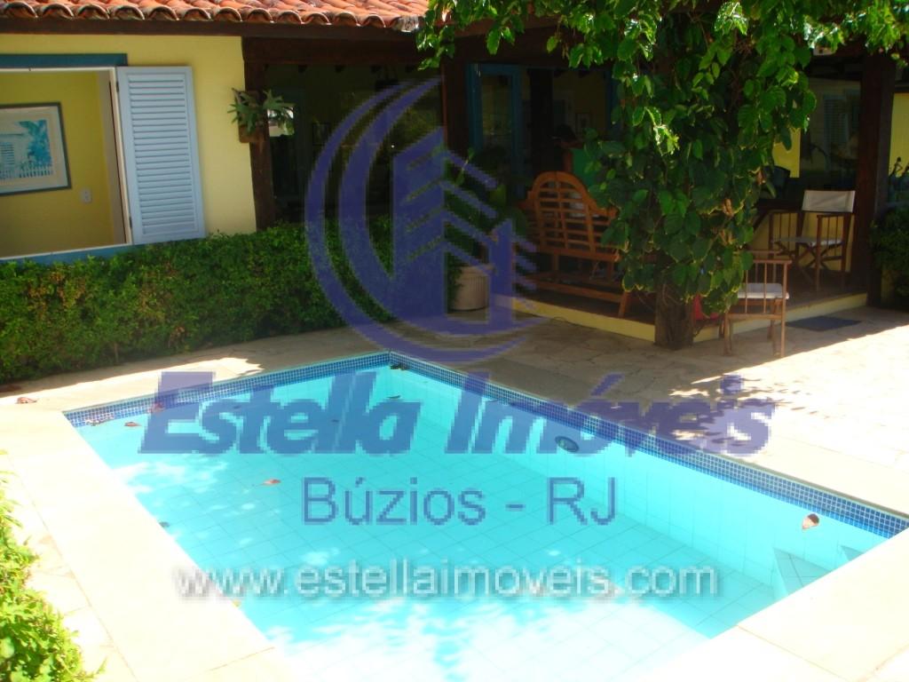 Temporada – Casa 4 Quartos Geribá/Búzios AT02
